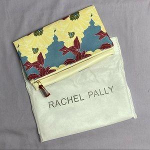 Rachel Pally Vegan Leather & Canvas Clutch